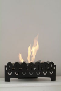 ALFRA FRANCE - firekit antique 3kw - Flueless Burner Fireplace