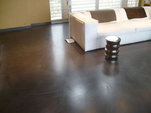 SOMUM -  - Ground Waxed Concrete