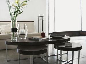 Diseño Base -  Objetos -  - Oval Coffee Table