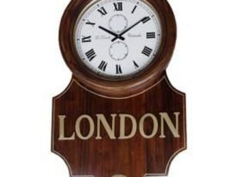 De Kercoet - hmv01l - Wall Clock