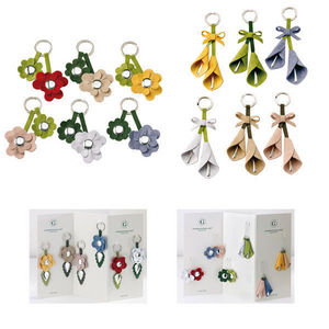INTERNATIONAL GIFT_LARMS GROUP - in pelle e argento - Key Ring