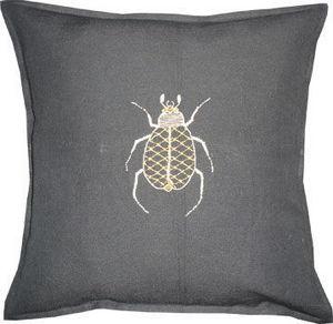 Barbara Coupe - lattice bug - Pillow