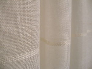 Lm - Lettonie - 424 - Net Curtain By The Metre