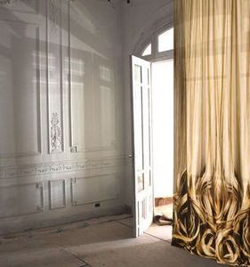 NICOLETTE BRUNKLAUS -  - Hooked Curtain