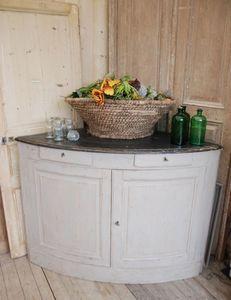 AUTHENTIQUITE -  - Corner Cupboard