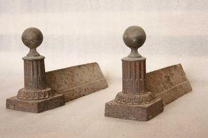 Materiaux Anciens Labrouche Fils -  - Andiron