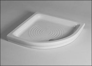 DOMUS FALLERII -  - Shower Tray