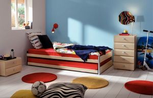 Hasena - clic - Trundle Bed