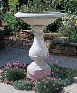 Haddonstone - georgian bird bath - Birdbath