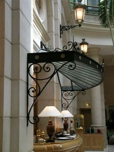 Atelier Bataillard -  - Marqee (awning)