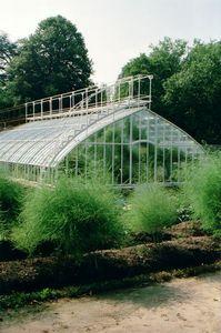 Serres et Ferronneries d'Antan - restauration serres 02 - Greenhouse