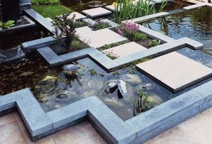 Carrieres Du Hainaut -  - Outdoor Paving Stone