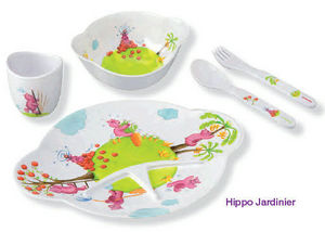 Babymoov -  - Child's Crockery Set