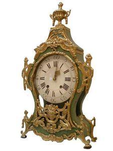 Galerie Schmit - cartel - Antique Clock