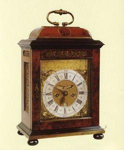 JOHN CARLTON-SMITH - antoine guiguer, london - Small Clock