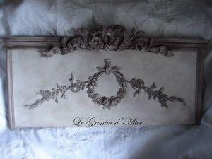 Le Grenier d'Alice - fronton03 - Pediment