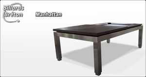 Billards Breton - manhattan - Billiard Table