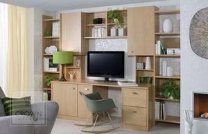 Crown Products (kent) - locano kristal oak - Living Room Furniture