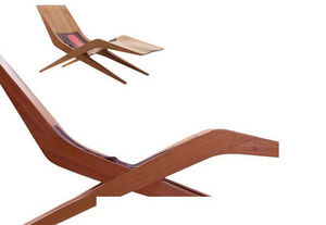 Bowles & Linares - heisca chaise 2003 - Lounge Chair