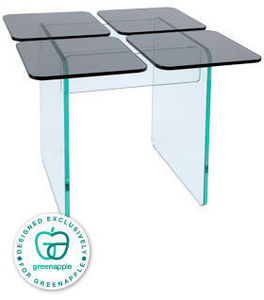 Greenaple - elements lamp table - Bedside Table