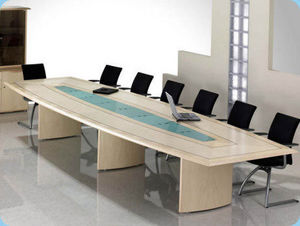 Flexiform Business Furniture - table systems - Meeting Table