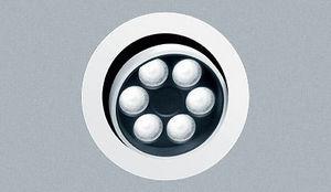 Zumtobel Staff Lighting - micros d led downlight range - Recessed Spotlight