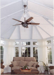 Worth & Company Blinds - pleated blinds - Conservatory Blind