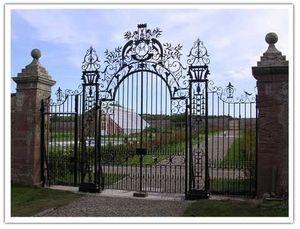 Peter Weldon Iron Designs -  - Entrance Gate