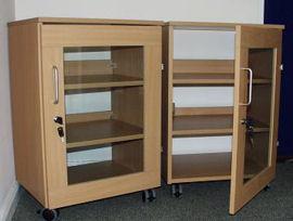 Panel Plan -  - Office Cabinet