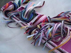 Daenggi  le monde des rubans -  - Ribbon