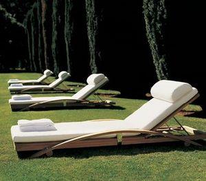 Summit Furniture -  - Sun Lounger