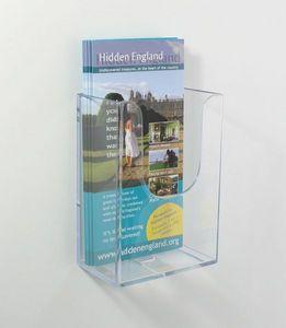 Display Developments - 1/3 a4 portrait extra capacity - Magazine Rack