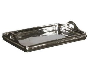 KINGSBRIDGE COLLECTIONS - rectangle aluminium - Serving Tray