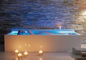 Duravit - nahho - Light / Illuminated Bathtub
