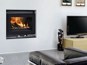 FONDIS®-ETRE DIFFERENT - cadre contemporain - Closed Fireplace
