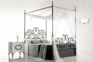 CRUZ CUENCA - medea dosel - Double Canopy Bed