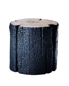 Kisimi Side Table Driftwood Bleu Nature Decofinder