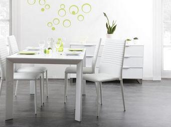 Miliboo - vienna table manger - Rectangular Dining Table