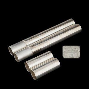 Expertissim - davidoff. double étui à cigares de forme tubulaire - Cigar Case