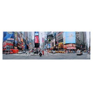 Maisons du monde - toile time square - Photography