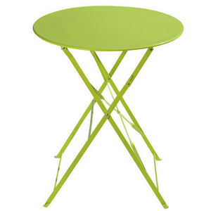 MAISONS DU MONDE - table anis confetti - Round Garden Table