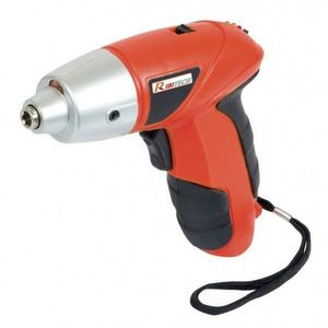 RIBITECH - tournevis 4,8volts 600mah ni-cd ribitech - Cordless Screwdriver