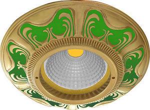 FEDE - smalto italiano siena collection - Recessed Spotlight