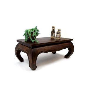 DECO PRIVE -  - Rectangular Coffee Table