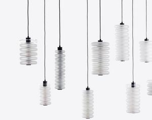 GARAY STUDIO - rings- - Hanging Lamp