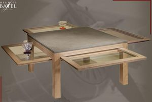 BATEL -  - Coffee Table With Extension Lead