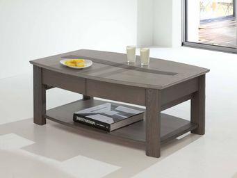 Ateliers De Langres - oceane - Rectangular Coffee Table