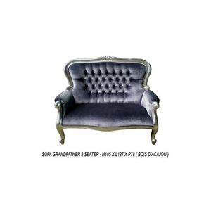 DECO PRIVE -  - 2 Seater Sofa