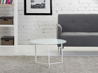 BELIANI - tables basses - Round Coffee Table