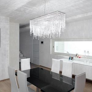 MULTIFORME - crystal dream r - Hanging Lamp
